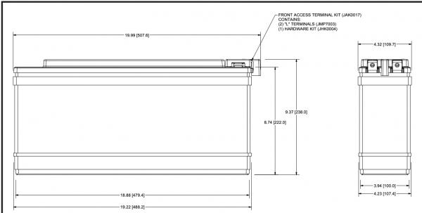 12AVR100ET Diagram