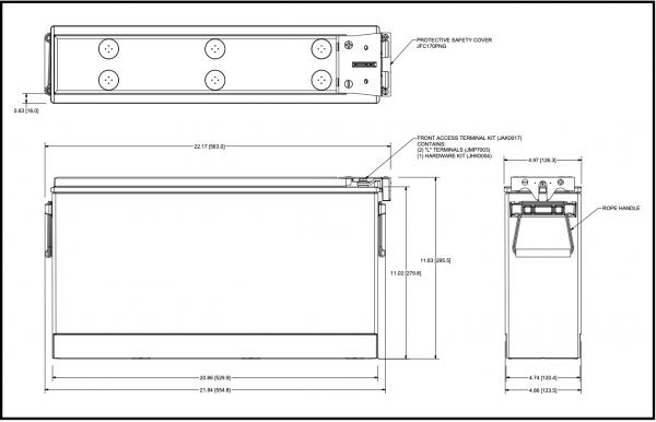 12AVR150ET Diagram