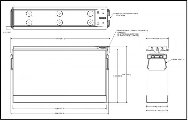 12AVR170ET Diagram