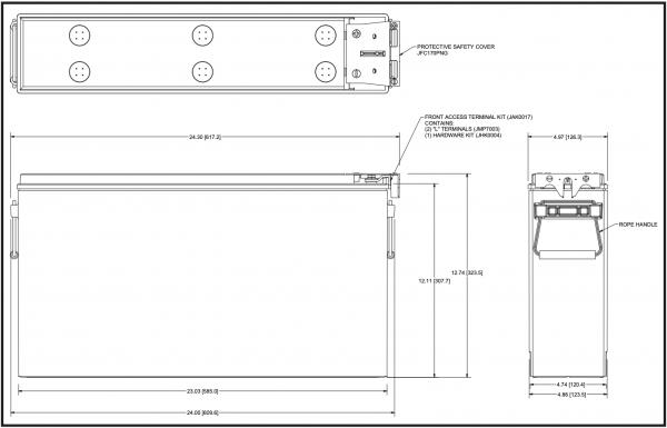 12AVR200ET Diagram